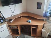 Eckschreibtisch - Computertisch - Schreibtisch