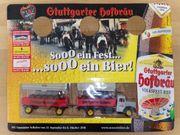 Minitruck Stuttgarter Hofbräu Sooo ein