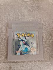 Gameboy Pokemon Silber Deutsch