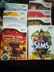 Verschiebe Wii Spiele
