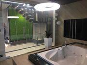 Moderne Glaswände mit intelligenter Folie