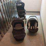 Kinderwagen Set zu verkaufen 3