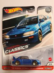 Hot Wheels Premium Subaru Impreza