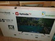 smartbook 55 Zoll TV