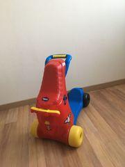 Kinderroller und Vierrad