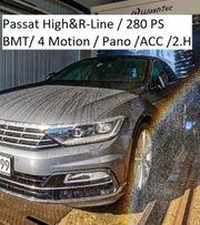 VW Passat High - R Line