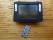 Tragbarer LCD Fernseher