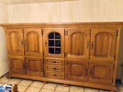 Esszimmermöbel - Eiche rustikal - massiv sehr
