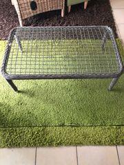 Couch Gartentisch