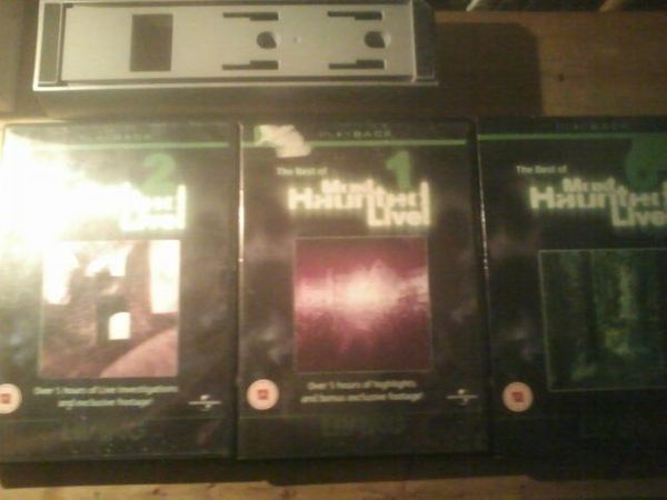 Best of Most Haunted Live