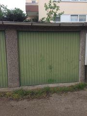 Garage in Mundenheim