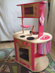 Kinderküche Holz