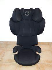 Kindersitz CYBEX Solution Q-Fix Platinum