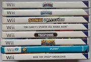 Nintendo Wii U Spiele zuverkaufen