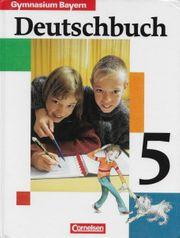 Deutschbuch 5 von Cornelsen Gymnasium