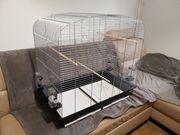 Käfig für Vogel Wellensittich gross