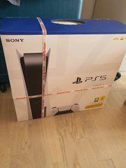 Playstation 5 NEU und OVP