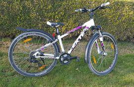 Neuwertiges Mountainbike Fahrrad 27 5: Kleinanzeigen aus Au - Rubrik Mountain-Bikes, BMX-Räder, Rennräder