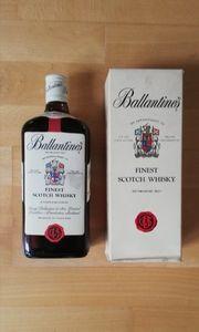 Ballantine s Abfüllung Distillers Dumbarton