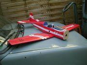Flugzeugmodell ADECCO für Bastler