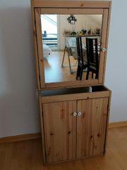 Badezimmer SILVERAN von IKEA
