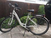Senioren Rentner Fahrrad Diamant Saphir