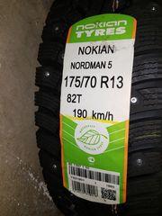 Spikereifen Winterreifen Nokian Nordmann 175