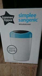 NEU! Windeleimer