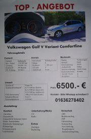 Verkaufe mein Auto