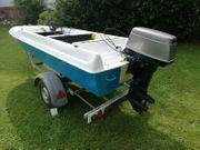 Sportboot ca 4 m 1