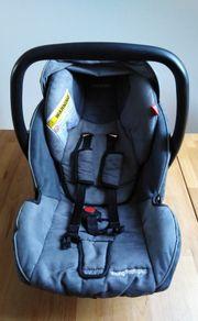 Verkaufe gebrauchte Babyschale von Recaro