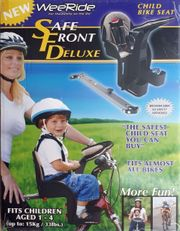 Toller Kinder Fahrradsitz von WeeRide