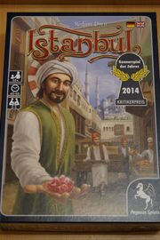 Istanbul (Kennerspiel des