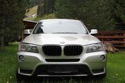 BMW X3 Allrad Leder X