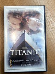 VHS Titanic