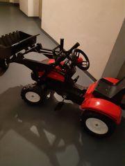 Kinder traktor Bagger