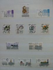 Briefmarken Polen