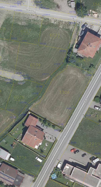 Schönes sonniges Grundstück in Koblach