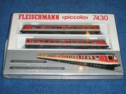 Fleischmann 7430 Spur N Dieseltriebwagen