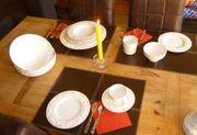 Geschirr Kare Modell Herbstmilch Antik
