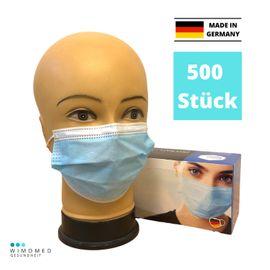 Medizinische Hilfsmittel, Rollstühle - 50x Mund-Nasenschutzmasken aus DEUTSCHLAND auf