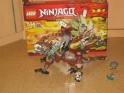 Lego Ninjago 2509 Brauner Drache