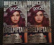 Haarfarbe von Got2b