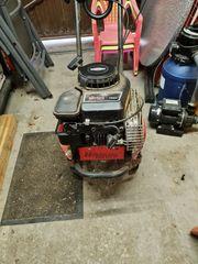 Benzin Gartenhacke Hurricane 400 BT