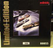 Märklin Miniclub 88853 Exklusive Dampflok-Edition