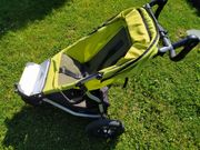 Mountain Buggy Urban Jungle komplett