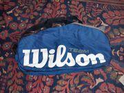 Wilson Tennis Tasche zwei Schläger