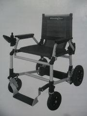 Elektrischer Rollstuhl MovingStar 101 Leichtgewicht