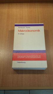 Makroökonomik von Rüdiger Dornbusch - Lehrbuch