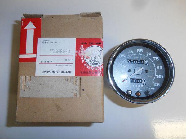 Honda Tachometer VT600